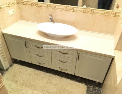 Мебель для ванной в Киеве